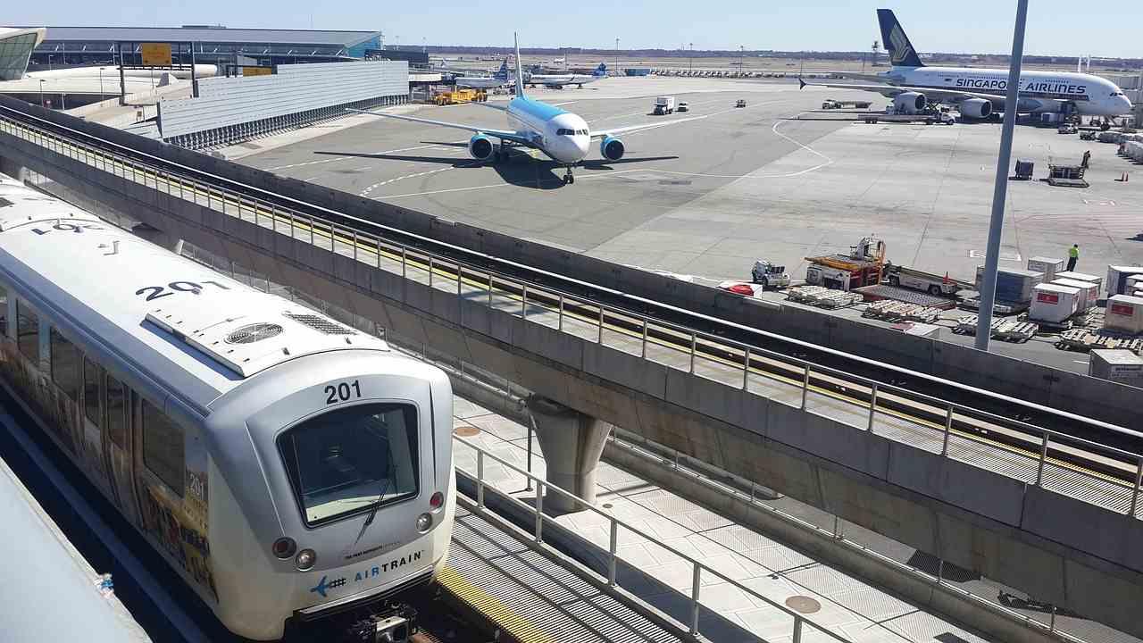 Aeroporto JFK de Nova york