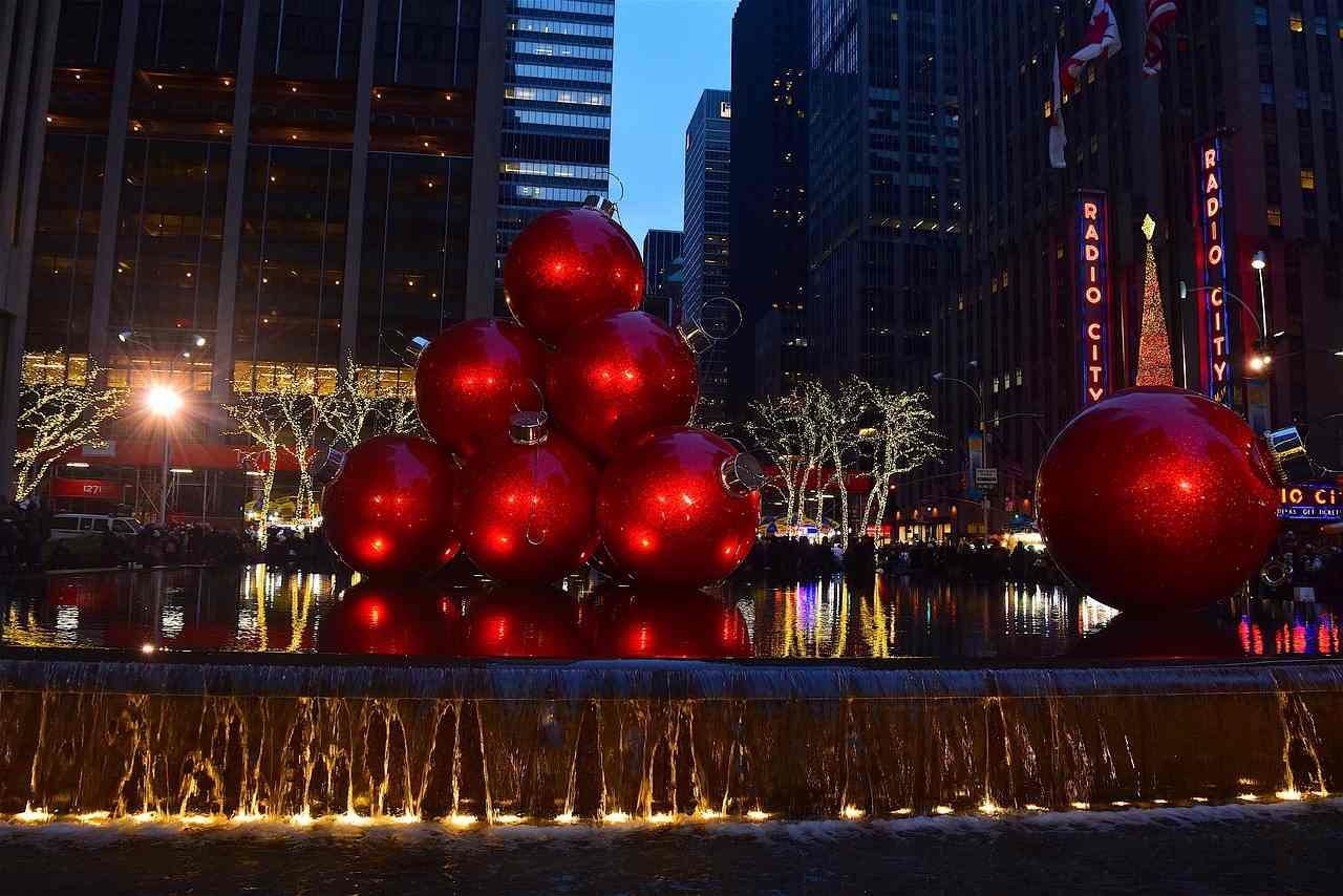 Nova York no Natal