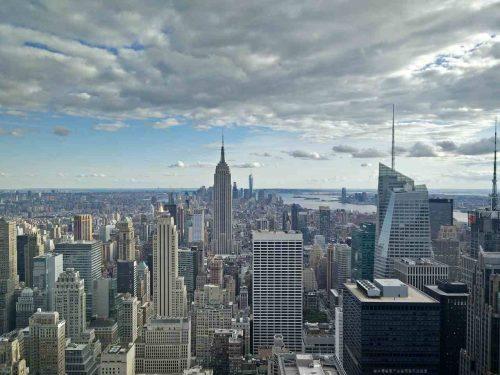 prédios mais altos de nova york