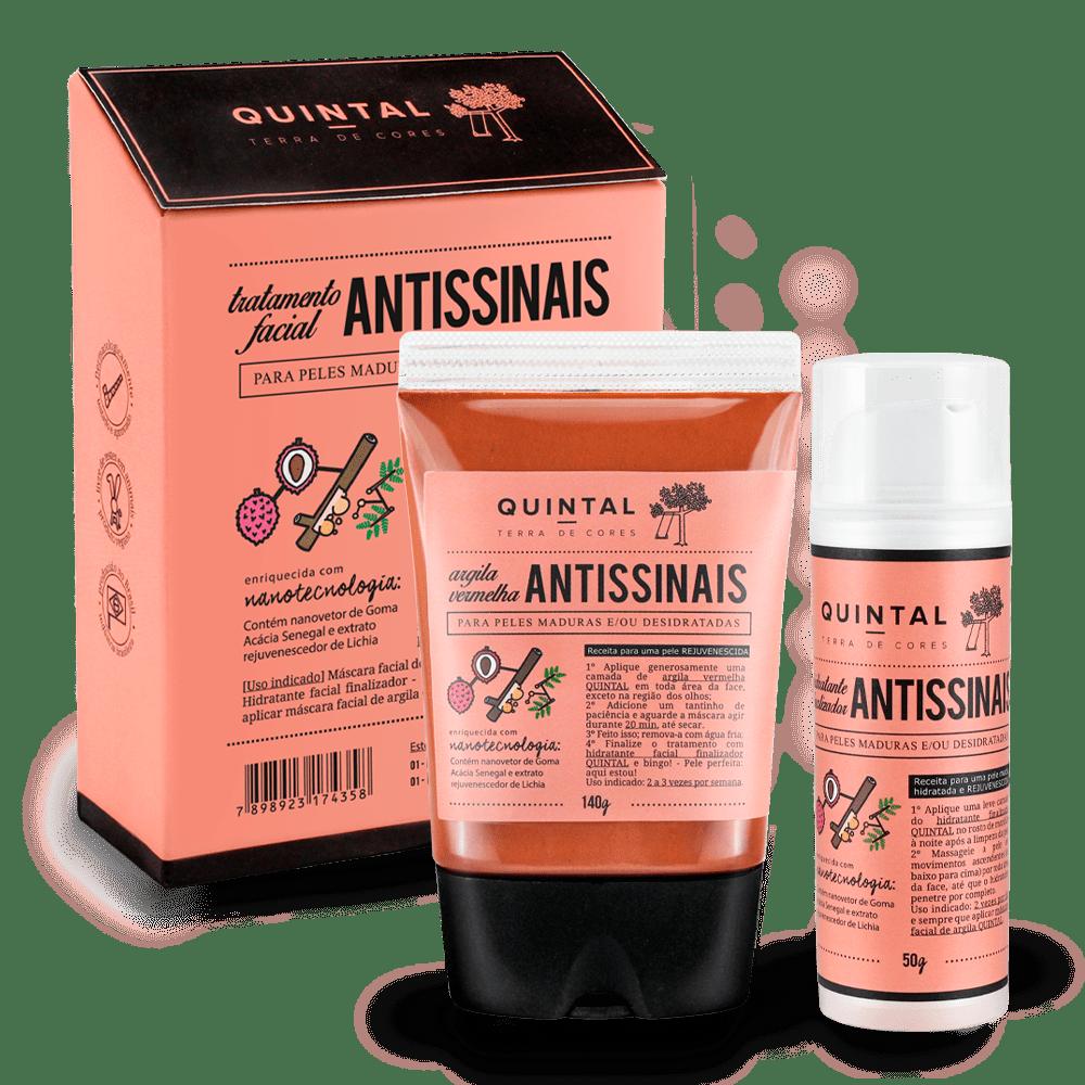 kit de tratamento antissinais