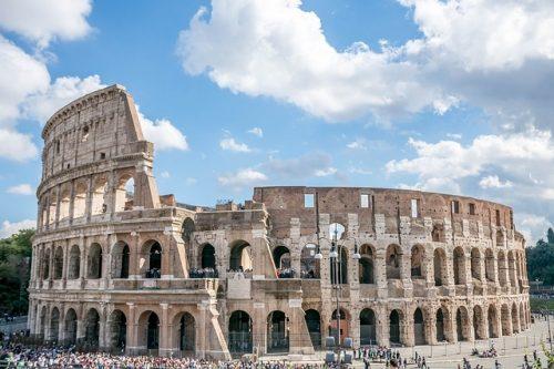 foto do Coliseu