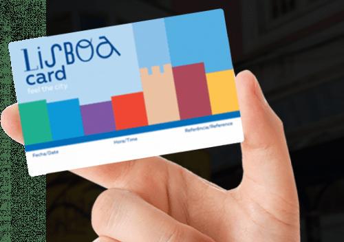 Comprar Lisboa Card