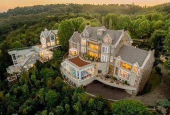 Castelos no Brasil para se hospedar e conhecer