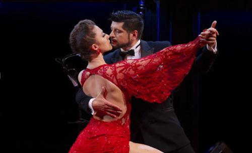 show de tango em buenos aires El Querandi