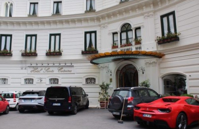 Onde se hospedar em Amalfi