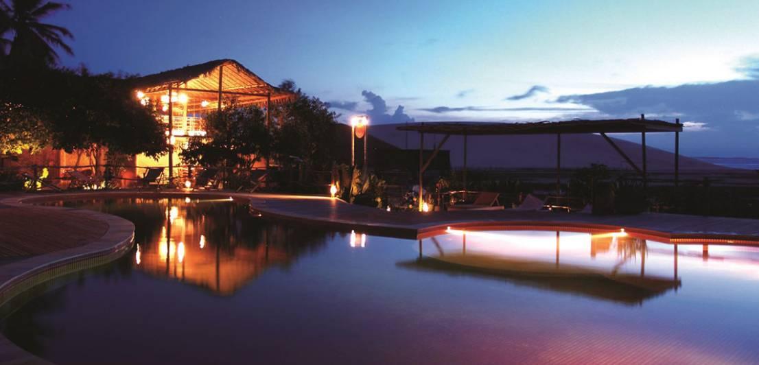 Hotéis incríveis: Vila Kalango