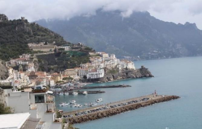 Hotéis incríveis: vista do hotel Santa Caterina