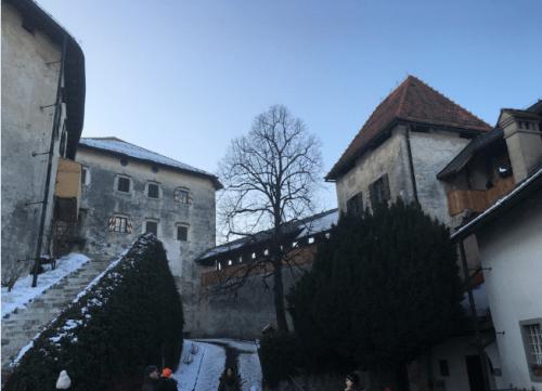 Castelo mais antigo da Eslovênia