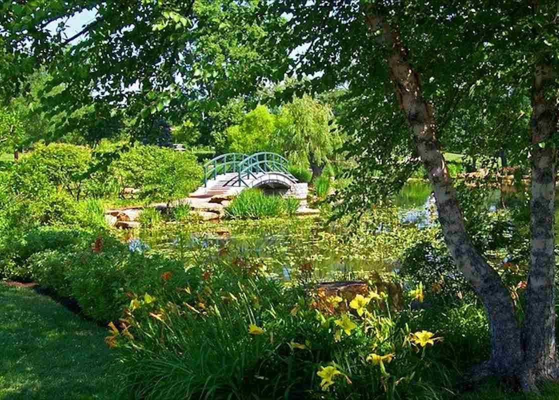Jardim de Monet em Giverny