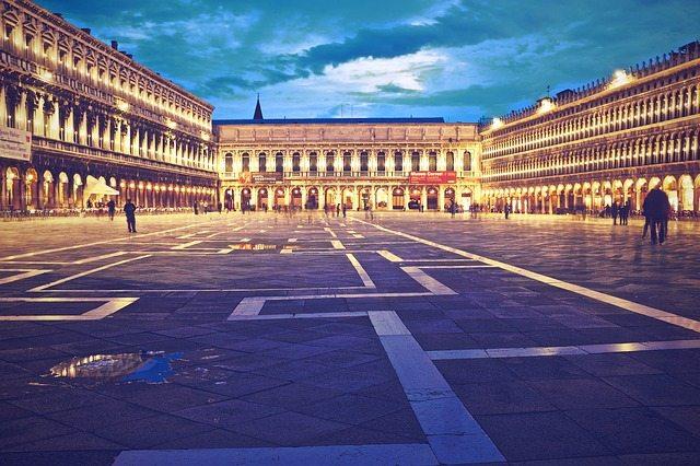 Praça San Marco Veneza