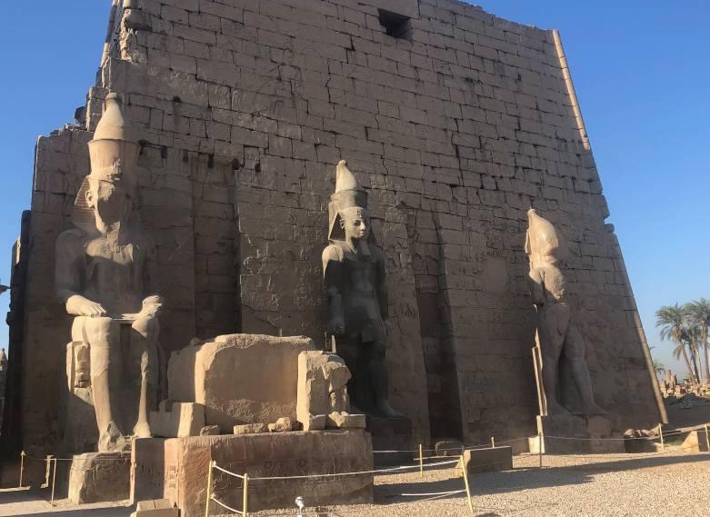 Líderes do Egito Antigo
