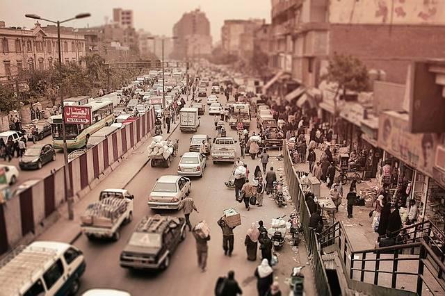 Trânsito de Cairo