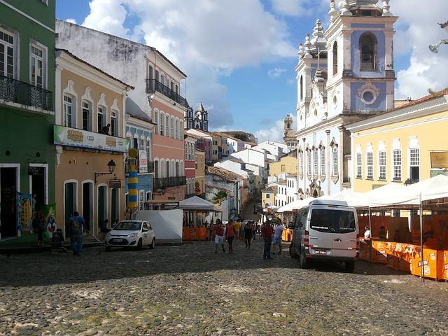 Carros em Salvador