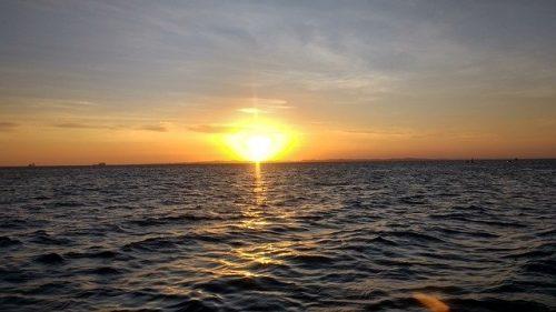 ponto turístico em Salvador para ver o pôr do sol