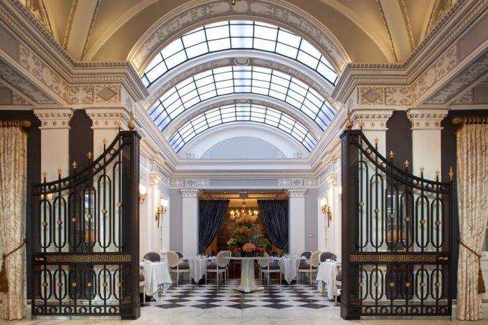 The Jefferson hotel em Washington D.C.