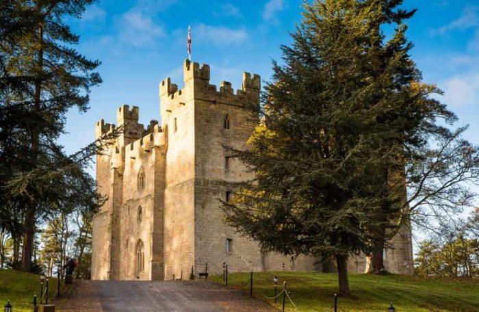 Castelos da Inglaterra: Langley Castle