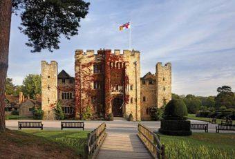 5 incríveis castelos da Inglaterra para se hospedar