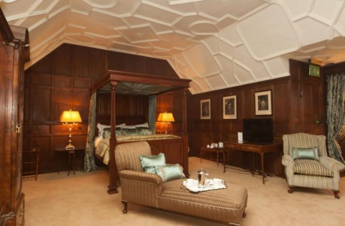Suite do Hever Castle