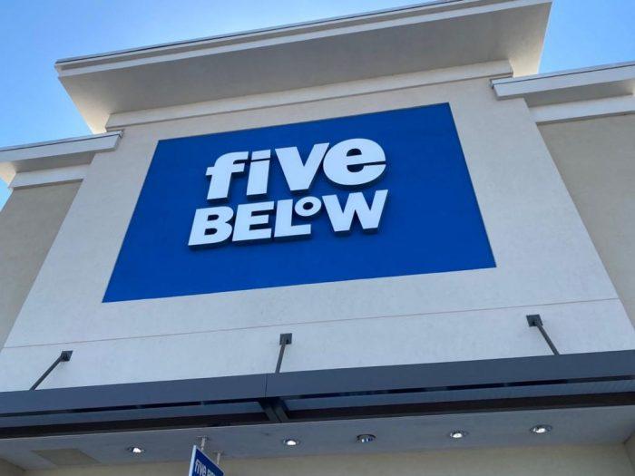 Compras em Orlando: Five Below
