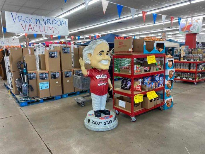 """Mascote do Ollie""""s em Orlando"""