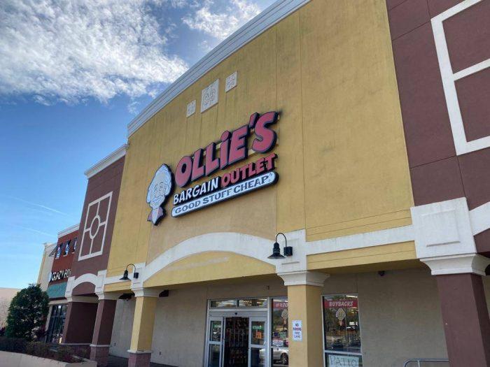 Compras em Orlando: Ollie's