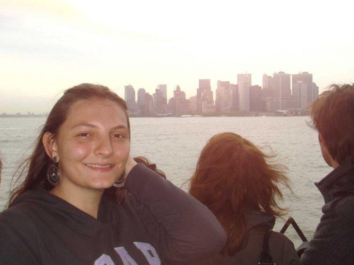 Passeio de ferry para a Estátua da Liberdade