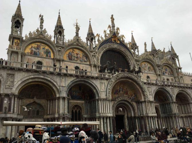 Basílica São Marcos, de Veneza