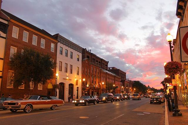 Rua de Georgetown