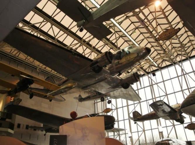 Museu Aeroespacial Washington, D.C.