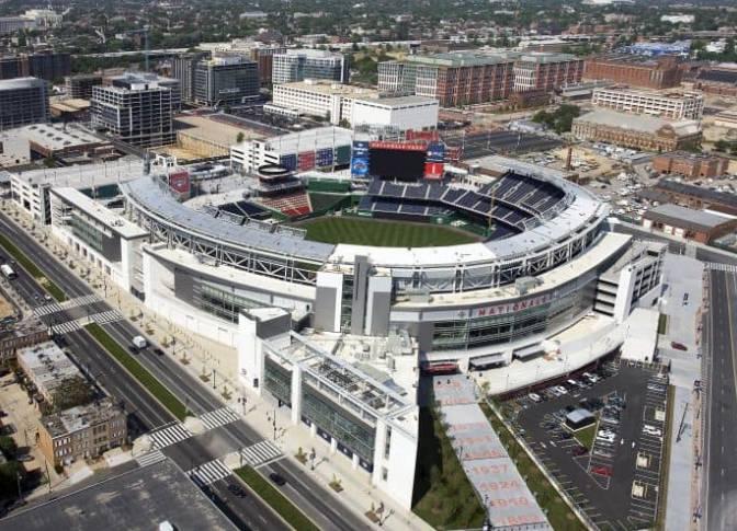 Nationals Park, estádio de baseball do Washington Nationals