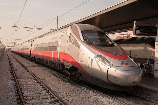 Estação de trem Veneza Santa Lucia