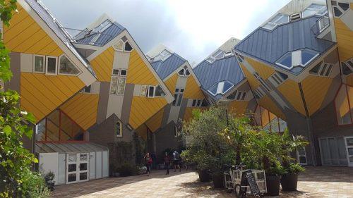 Casas de Roterdã