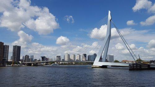Roterdã, nos arredores de Amsterdam
