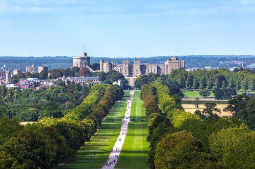 Como é o Castelo de Windsor