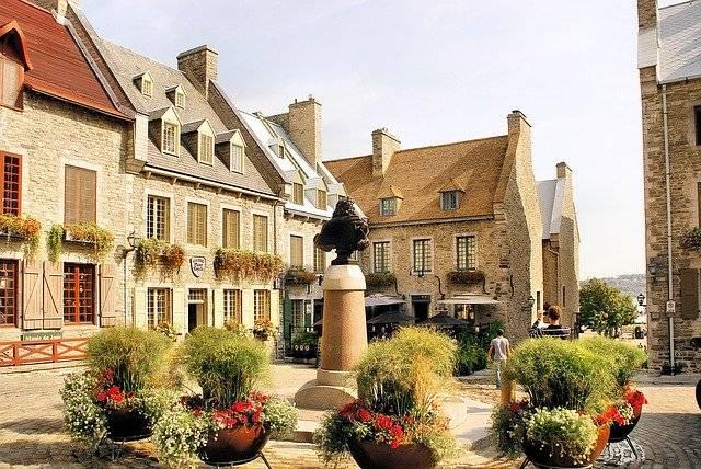 Influência francesa na arquitetura de Quebec