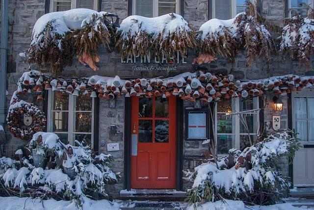 Quebec no inverno