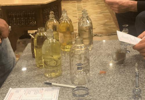 Onde comprar perfume no Cairo