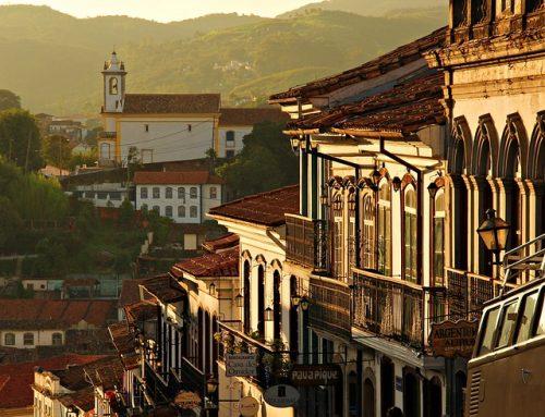 Ouro Preto, em Minas