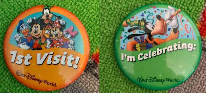 Botons da Disney