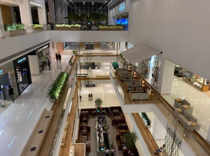 Shopping JK Iguatemi de São Paulo