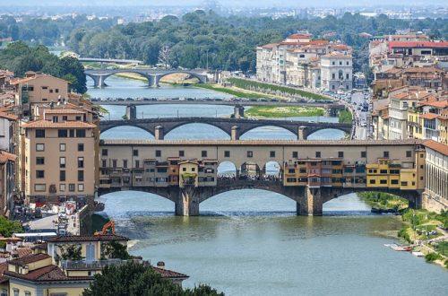 Tour cidade de Florença