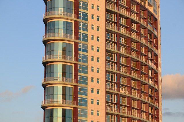 prédios modernos
