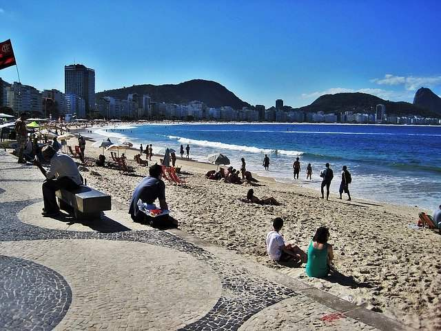 Onde ficar no Rio: Copacabana