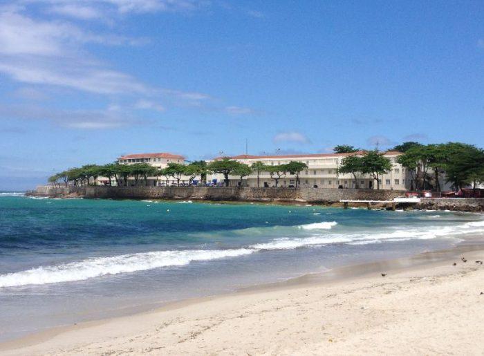 foto do Forte de Copacabana