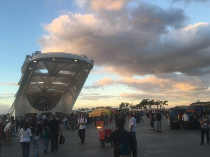 Onde ficar no Rio: Museu do Amanhã