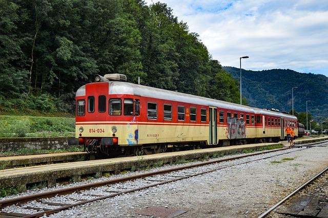 Trem da Eslovênia