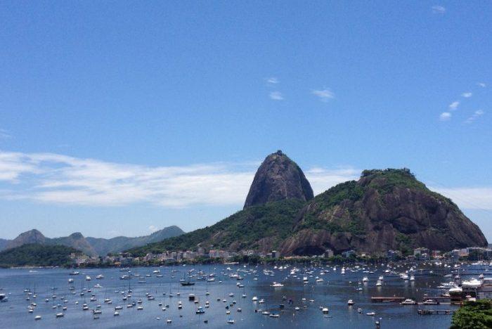 Onde ficar no Rio: Praia de Botafogo