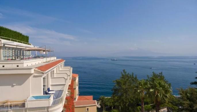 Onde se hospedar na Costa Amalfitana: Hotel Continental de Sorrento