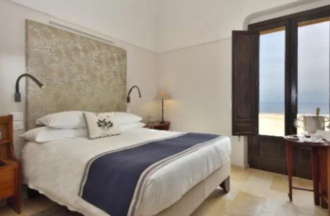 Onde se hospedar na Costa Amalfitana: Quarto do Monastero Santa Rosa Hotel