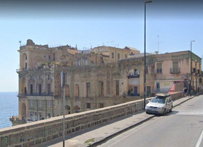 Palazzo donn'Anna castelos de napoles